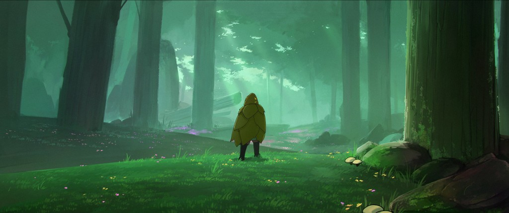 The Departed - Gameplay - Exploration of the Grasslands by Lap Pun Cheung